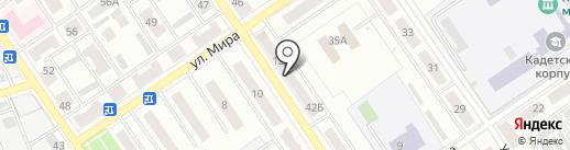 Хайруллины и К на карте Ишимбая