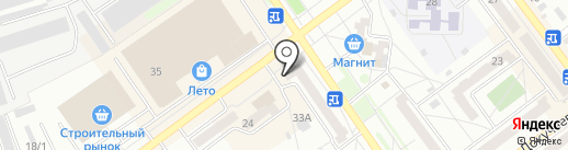Ателье на карте Ишимбая