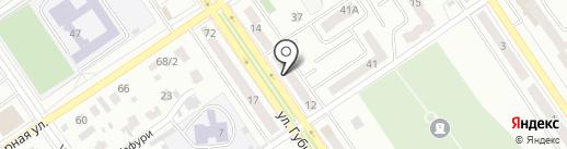 Барон на карте Ишимбая