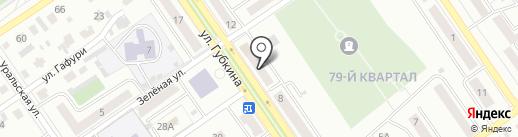 Профессионал, АНО на карте Ишимбая