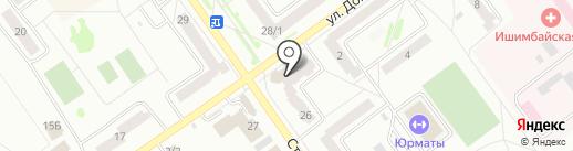 ГЛАВПИВМАГ на карте Ишимбая