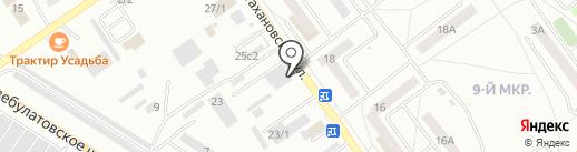BarBarian на карте Ишимбая