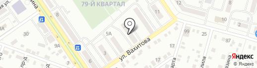 Кондитерский цех на карте Ишимбая
