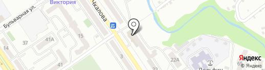 Автодеталь ВАЗ ОКА на карте Ишимбая