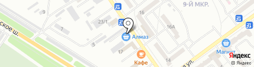Фотоцентр на карте Ишимбая