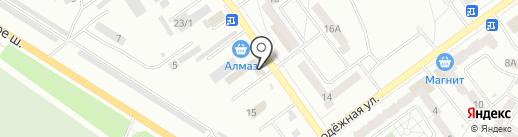 Трикотаж на карте Ишимбая