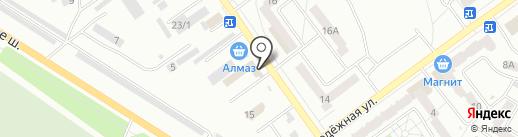 Алкомаркет на карте Ишимбая