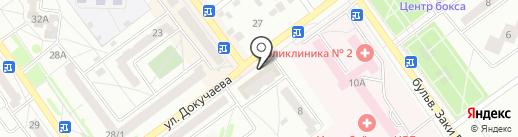 Магазин на карте Ишимбая