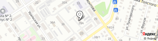 СтройГарант на карте Ишимбая