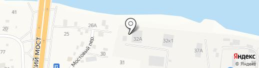 ПрофиТракСервис на карте Берега Камы