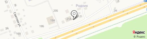 ALEXBOX MEDIA на карте Ванюков