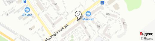 Боярская станица на карте Ишимбая