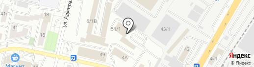 МонтажЭнергоСнаб на карте Уфы