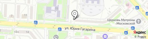 Твой на карте Уфы