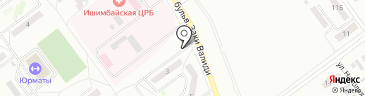 Теремок на карте Ишимбая