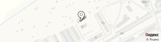 Пермский энергосервисный центр на карте Песьянки
