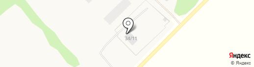 Техкомплект на карте Ванюков