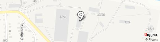 ТК Аппарель на карте Берега Камы