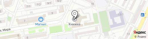 Комплекс-Ойл на карте Уфы