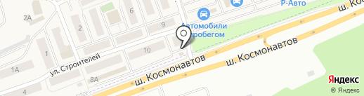 Магазин сантехники на карте Песьянки