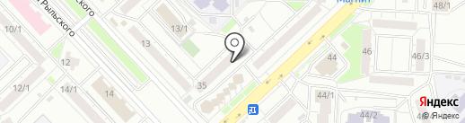 Qmar на карте Уфы