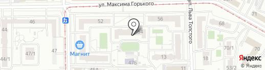 SAHAR & VOSK на карте Уфы