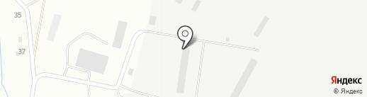 Кускильдина Г.Т., КФХ на карте Ишимбая