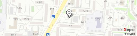 Слетать.ру на карте Уфы