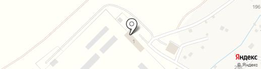 Банкомат, Западно-Уральский банк на карте Гамово