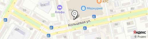 Eva Style на карте Уфы