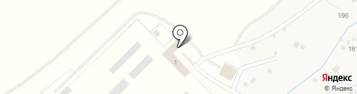 Следственный изолятор №6 на карте Гамово