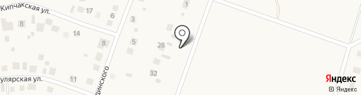 Служба заказа экскаватора-погрузчика на карте Уфы
