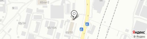 УфаПол на карте Уфы