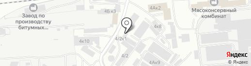 У Бабая на карте Уфы