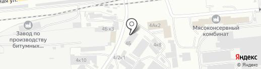 Кулинария на карте Уфы