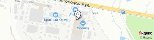 Fresh на карте Уфы