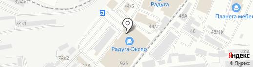 Свой мастер на карте Уфы