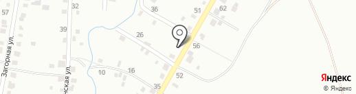 Почтовое отделение №8 на карте Ишимбая