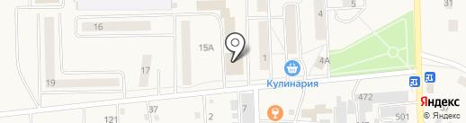 Olga на карте Гамово