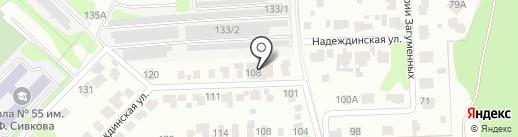 Для людей на карте Перми