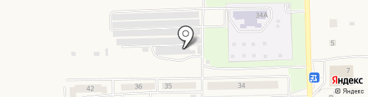 Ремзона на карте Гамово