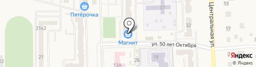 Банкомат, Сбербанк, ПАО на карте Гамово