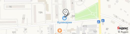 Мадам Плюшкина на карте Гамово