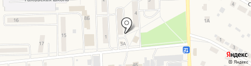 Мацури на карте Гамово