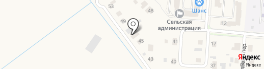 А-Моторс на карте Кондратово