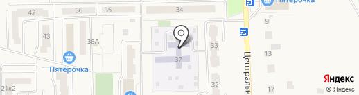 Гамовский детский сад на карте Гамово