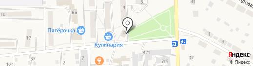 У парка на карте Гамово