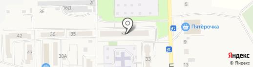 Владос на карте Гамово