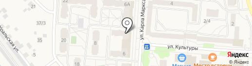 Ювелирная мастерская на карте Кондратово
