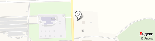 Гостиница на карте Гамово
